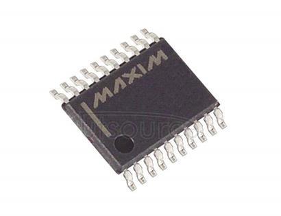 MAX9601EUP+T IC COMPARATOR HS 20-TSSOP