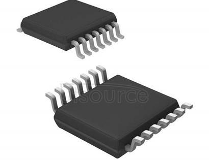DAC6573IPW QUAD, 10-Bit, LOW-POWER, VOLTAGE OUTPUT, I2C INTERFACE DIGITAL TO ANALOG CONVERTER