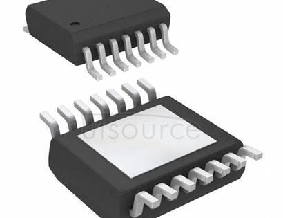 MAX9552EUD+T Video Amp, 4 TFT-LCD Panels: VCOM Driver 14-TSSOP-EP