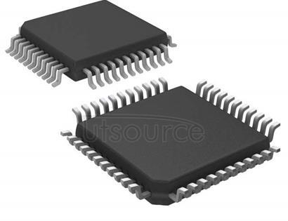 QT60485-S Touchscreen Controller, 8 bit SPI Interface 44-TQFP
