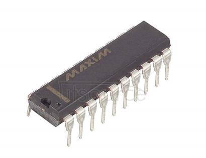 MAX506BEPP Quad 8-Bit DACs with Rail-to-Rail Voltage Outputs