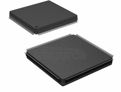 XC2C512-7PQ208C 512 MACROCELL 1.8V ZERO POWER ISP CPLD