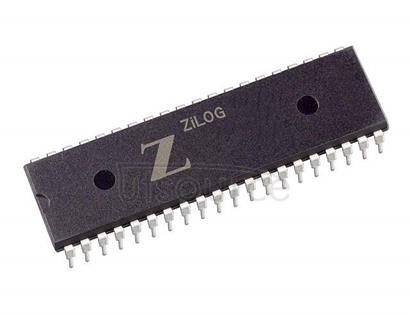 Z84C4106PEG I/O Controller Interface 40-PDIP