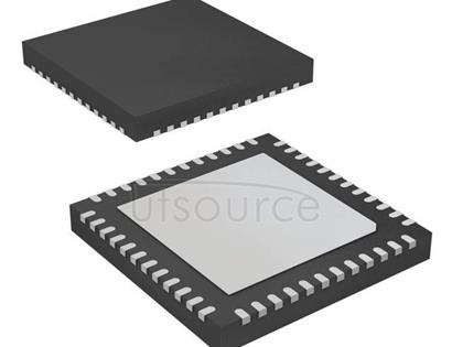 TPS65013RGZT Multi-Channel 1-cell Li-Ion Power Mgmt IC: USB/AC Charger, 2DC/DC, 2 LDOs, I2C interface in QFN-48 48-VQFN -40 to 85
