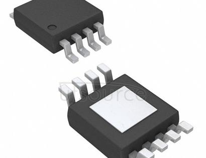 THS4021IDGNR 350-MHz Ultra-Low Noise Voltage-Feedback Amplifier 8-MSOP-PowerPAD -40 to 85