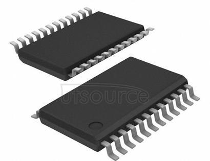 UCC5640PW24 Low   Voltage   Differential   LVD   SCSI  9  Line   Terminator