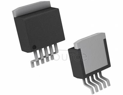TPS75533KTTT Single Output LDO, 5.0A, Fixed3.3V, Low Quiescent Current, Fast Transient Response 5-DDPAK/TO-263