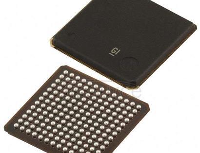 TPS658640ZGUR Handheld/Mobile Devices PMIC 169-BGA MicroStar (12x12)