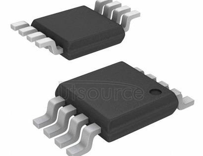 SY10EL16VFKG TR Differential Receiver IC 8-MSOP