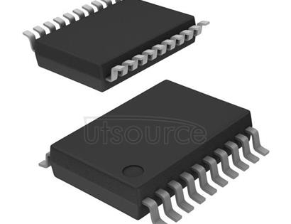 DAC7617EB Quad, Serial Input, 12-Bit, Voltage Output Digital-To-Analog Converter 20-SSOP -40 to 85