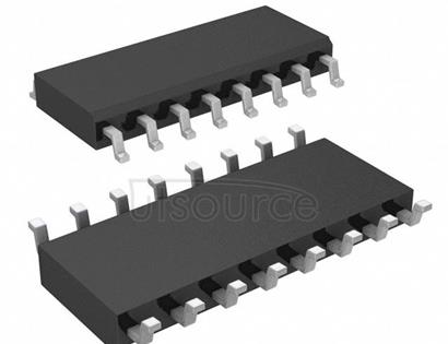 MAX4538ESE+ 4 Circuit IC Switch 1:1 100 Ohm 16-SO