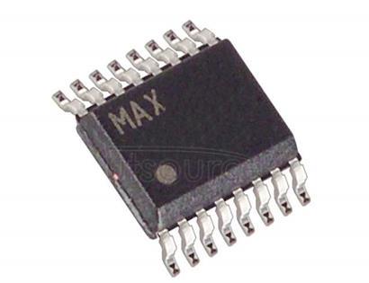MAX7322AEE+ IC I/O EXPANDER I2C 4B 16QSOP