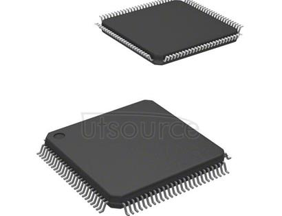 M5LV-128/68-10VI IC CPLD 128MC 10NS 100TQFP