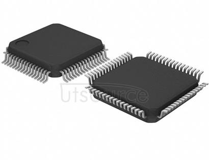 ST16C554DCQ64-F UART WITH 16-BYTE FIFO's