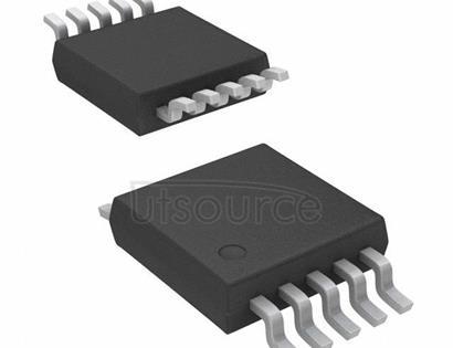 ISL84525IU 2 Circuit IC Switch 2:2 150 Ohm 10-MSOP