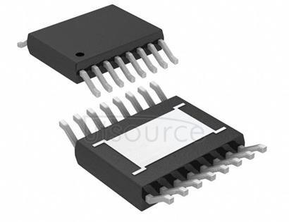 """LT3434IFE#TRPBF Buck Switching Regulator IC Positive Adjustable 1.25V 1 Output 3A (Switch) 16-TSSOP (0.173"""", 4.40mm Width) Exposed Pad"""