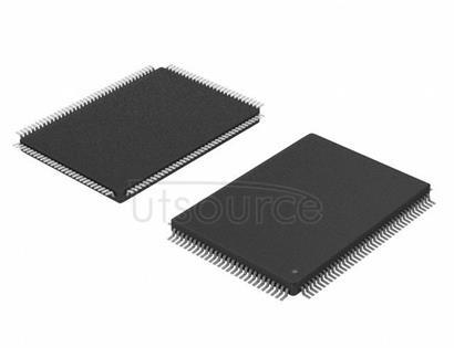 STR912FW44X6 ARM966E-S TM 16/32-Bit Flash MCU with Ethernet, USB, CAN, AC motor control, 4 timers, ADC, RTC, DMA