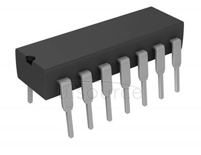 SN74LS164NG4 IC 8-BIT SHIFT REGISTER 14-DIP