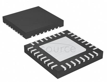 NB4L6254MNR4G Clock Fanout Buffer (Distribution), Multiplexer IC 1:6, 1:3 3GHz 32-VFQFN Exposed Pad