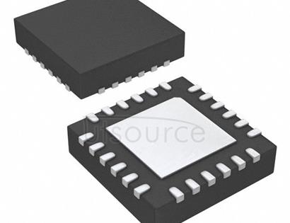 SI5330A-A00200-GM Clock Fanout Buffer (Distribution), Translator IC 1:4 710MHz 24-VFQFN Exposed Pad
