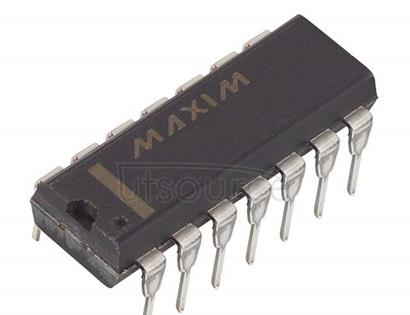 MAX436EPD Wideband Trasconductance Amplifiers
