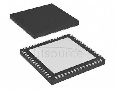 TUSB8041IRGCR USB Hub Controller USB 3.0 USB, GPIO, I2C, SMBus Interface 64-VQFN (9x9)