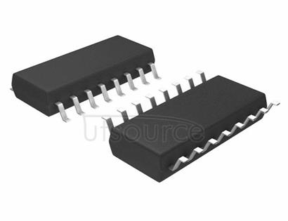 AM26LV32EINSR Low-Voltage High-Speed Quadruple Differential Line Receiver With +/-15-kV IEC ESD 16-SO -40 to 85