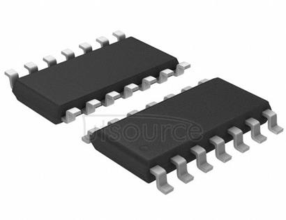 SN74BCT125ADG4 Buffer, Non-Inverting 4 Element 1 Bit per Element Push-Pull Output 14-SOIC