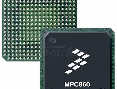 KMPC860TCVR66D4 MPC8xx Microprocessor IC MPC8xx 1 Core, 32-Bit 66MHz 357-PBGA (25x25)
