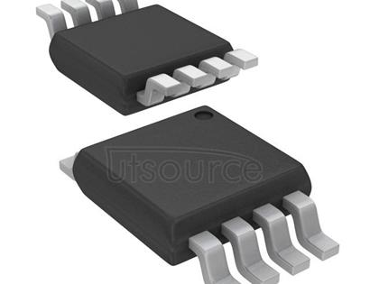 LP2986AIMM-3.3 Dual Precision Single Supply uPower Operational Amplifier 8-SOIC -40 to 85