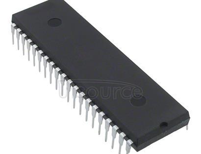 PCF2112CP/F1,112 IC LCD DRIVER 32SEG 40-DIP
