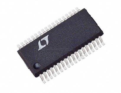LTC4266IGW#PBF IC POE 802.3AT QUAD PSE 36-SSOP