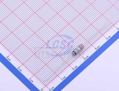 Longkingdom KNP1/2W0R33JT52(50pcs)