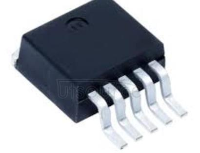 TPS75518KTTT Single Output LDO, 5.0A, Fixed1.8V, Low Quiescent Current, Fast Transient Response 5-DDPAK/TO-263