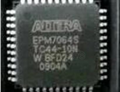 EPM7032STC44-10N IC MAX 7000 CPLD 32 44-PLCC