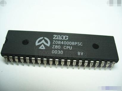Z0840008PSC IC-CPUZ80B