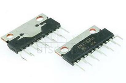 AN17820A IC AUDIO AMP 7.5W 2CH SIL-12