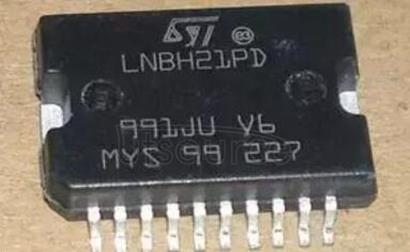 LNBH21PD LNB SUPPLY AND CONTROL IC WITH STEP-UP CONVERTER AND I2C INTERFACE