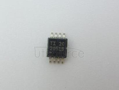 TPS2051BDGNR CURRENT-LIMITED, POWER-DISTRIBUTION SWITCHES
