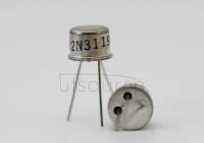 2N3119 Small Signal Transistors
