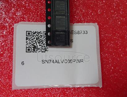 SN74ALVC00PWR QUADRUPLE 2-INPUT POSITIVE-NAND GATE