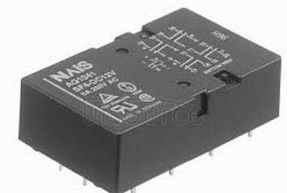 SF4-DC12V POLARISED, MONOSTABLE SAFETY RELAY with mechanical linked forced contacts operation