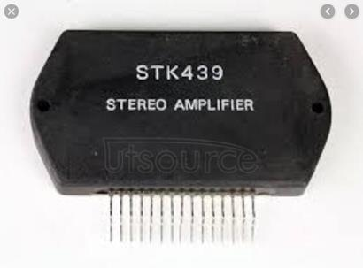 STK439 THICK FILM HYBRID IC