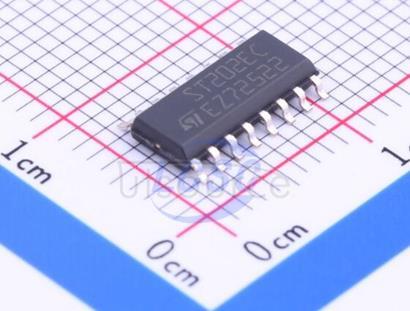 ST202ECDR 【 15KV ESD PROTECTED 5V RS-232 TRANSCEIVER