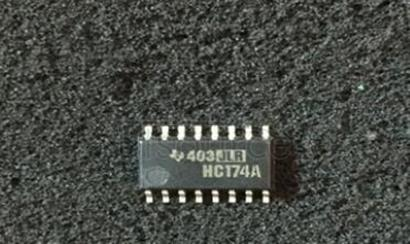 74HC174A Hex D-type flip-flop with reset<br/> positive-edge trigger