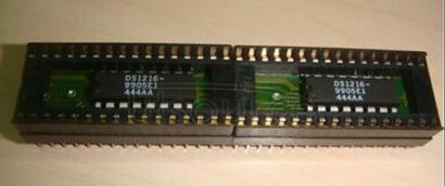 DS1216H SmartWatch   RAM   DS1216B/C/D/H   SmartWatch   ROM   DS1216E/F