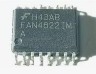 FAN4822IMX CONTROLLER  PFC ZVS  16SOIC