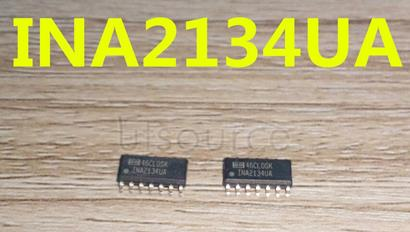 INA2132UA Dual, Low Power, Single-Supply DIFFERENCE AMPLIFIER