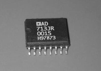 AD713JR 1.5A Low Dropout Positive Regulators Adjustable and Fixed 2.85V, 3.3V, 3.6V, 5V, 12V<br/> Package: DD PAK<br/> No of Pins: 3<br/> Temperature Range: 0&deg;C to +70&deg;C