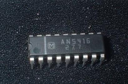 AN5416 Octal, 12-Bit D/A Converter with 5 ppm/&deg;C On-Chip Reference in 14-Lead TSSOP<br/> Package: TSSOP<br/> No of Pins: 16<br/> Temperature Range: Industrial